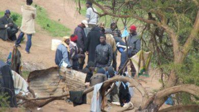 Photo of إحتجاز مهاجرين في الناظور من طرف عصابات الإتجار في البشر