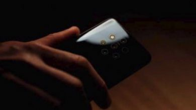 Photo of 'نوكيا' تكشف عن أول هاتف في العالم بـ5 كاميرات