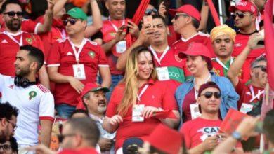 Photo of الجماهير المغربية هي الأولى في كان 2019