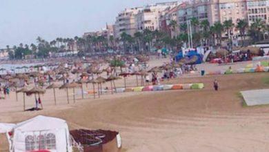Photo of مليلية المحتلة.. القبـ.ض على ثلاثة شبان مغاربة قاموا بسـ.رقة رجلين مغربيين نائمين على شاطئ البحر