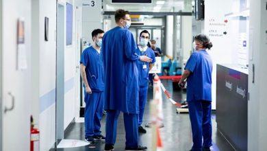 Photo of المانيا .. 103 وفاة جديدة بفيروس كورونا في آخر 24 ساعة الماضية
