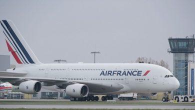 Photo of الخطوط الجوية الفرنسية تشرع في مراقبة درجة حرارة الركاب وإلزامهم بوضع الكمامة بدءا من يوم الاثنين