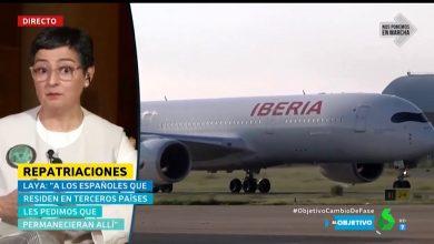 Photo of وزيرة خارجية إسبانيا: اعدنا 27000 مواطن إلى الوطن في وقت قياسي