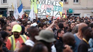 """Photo of بسبب تشابه وفاة """"جورج فلويد"""" و """"أداما"""" نشطاء يعتزمون تنظيم وقفة احتجاجية امام محكمة باريس الكبرى غدا الثلاثاء"""