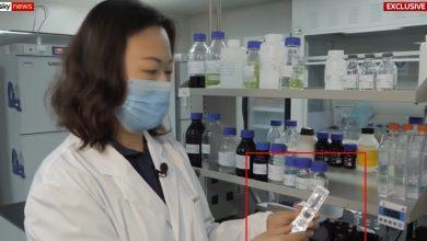 "Photo of من الصين أيضاً .. "" لقاح ناجح بنسبة 99% لفيروس كورونا "" ! ( فيديو )"