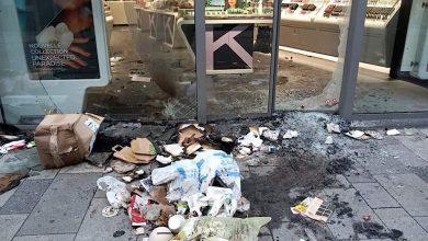 Photo of اشتباكات و عنف و نهب وتخريب هكذا مرت مسيرات جورج فلويد ببروكسيل (صور+فيديو)