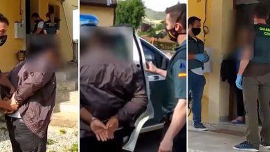 Photo of فيديو.. إعتقال مالكي ضيعات فلاحية بإسبانيا كانوا يُشغلون مهاجرين بدون أوراق إقامة