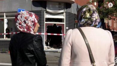 Photo of فيديو : تفجير وكالة والد أشهر مجرم مغربي بهولندا يثير استنفار الشرطة