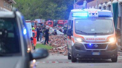 "Photo of فيديو : مصرع مهاجرة مغربية وطفليها جراء انهيار ""كورنيش"" لمبنى صناعي شمال ايطاليا"