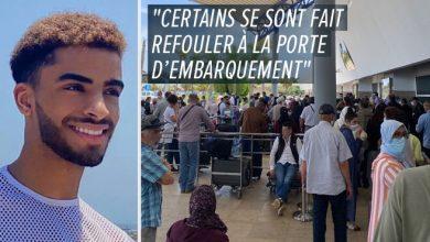 """Photo of يوسف أحد العالقين في المغرب يقول بعد عودته إلى بلجيكا """"كأنني كنت في السجن"""""""