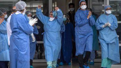 Photo of صورة .. أطباء طنجة ينتفضون بطريقة مثيرة