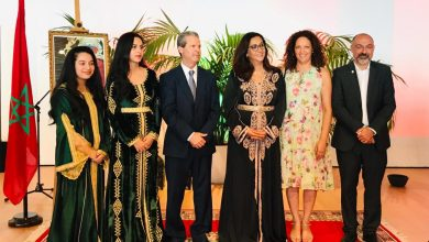 Photo of قنصل المغرب في جزر البليار فخورة بالمغاربة